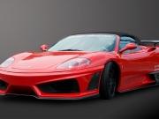 SVR Ferrari 360 Bodykit