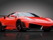SVR Ferrari 430 Bodykit